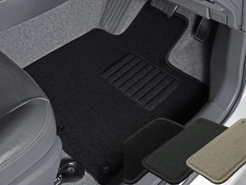 フロアマット プレマシー CREW 4WD ベーシック(052MD