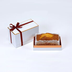 ダロワイヨ ハロウィン ギフト 退職祝 お返しケークアグリューム オレンジ味 パウンドケーキ 内祝 プチギフト 引き菓子 ブライダル 楽ギフ_包装