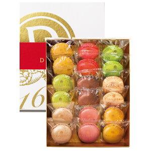 ダロワイヨ季節のマカロン入り18ヶ詰スイーツ洋菓子季節限定内祝お誕生日T楽ギフ_包装