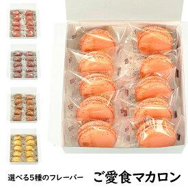 ダロワイヨ ご愛食マカロン10個詰め スイーツ 菓子_簡易包装
