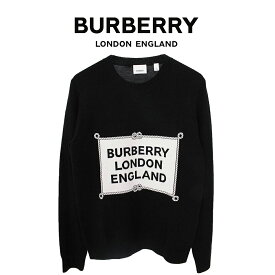 BURBERRY バーバリー セーター ニット プルオーバー メンズ pullover with logoSWEATER KNIT 【8023660 A1189】