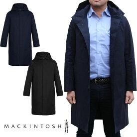 マッキントッシュ コート MACKINTOSH CHRYSTON クリストン RAINTEC コットン フーデッドコート メンズ コットン【GM-1003FD MO3636】
