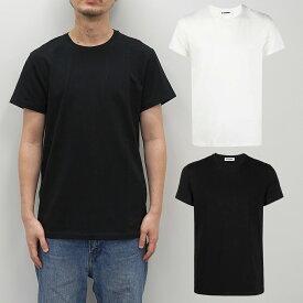 JIL SANDER Plus ジルサンダープラス Tシャツ ジルサンダー Tシャツ JIL SANDER + TEE (全2色)【JPUS706512MS257308】