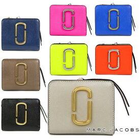bcb5dcf78d6d マークジェイコブス 財布 MARC JACOBS 二つ折り財布 レディース 二つ折りコンパクト財布 バイカラー Snapshot