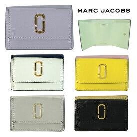 マークジェイコブス 財布 MARC JACOBS 三つ折り財布 レディース コンパクト財布 三つ折り Snapshot Mini Trifold (全5色)【M0014492】【M0013597】