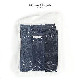 MAISON MARGIELA パックT メゾンマルジェラ Tシャツ 無地 半袖 メンズ Pack of 3 T-shirts 【S50GC0552-S23188】2019AW商品