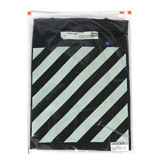 OFF-WHITETシャツオフホワイトメンズ長袖DIAGUNFINISHEDD.SLEEVETEE(全2色)【OMAB022E19185003】