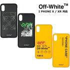 OFF-WHITEiphoneケースオフホワイトIPHONECASEXUNFINISHEDARROWS/ARROES/DIAG(全3柄)