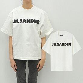 JIL SANDER ジルサンダー Tシャツ ジルサンダー レディース Tシャツ JIL SANDER T SHIRT(102 / WHITE)【JSPS707050WS248708】