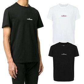 マルジェラ Tシャツ メゾンマルジェラ MAISON MARGIELA Tシャツ 半袖 メンズ ミニロゴ mini logo T-shirts (900 / BLACK) 【S30GC0701-S22816】