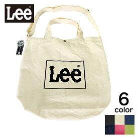 【Lee】 リー LeeBIG2WAYトート バッグ トートバッグ 6色
