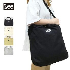 【Lee】 リー キャンバストートバッグ バッグ トートバッグ 2WAY BIG 大きめ