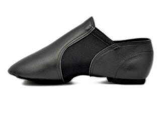 ジャズシューズDMJ-7ダンスシューズダンス靴/★超軽量!プロ仕様★ダンス初心者から上級者まで愛用ジャズシューズローカットサイドゴアモデル《ジャズブーツジャズダンスダンスシューズサルサチアダンスズンバ》