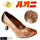 ダンスシューズ・社交ダンスシューズ・ダンス用品・靴【セミオーダー】女性モダンダンスシューズFMS10021