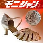 【即納】DFP01SLG2女性兼用パーティーシューズ/ダンスシューズ/社交ダンスシューズ/ダンス用品/靴【10P13oct13_b】【RCP】