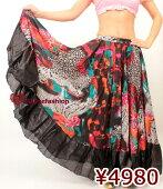 ベリーダンス衣装スカート51