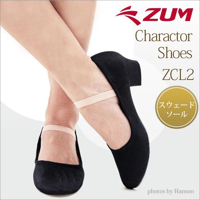キャラクターシューズ ZCL2