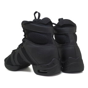 ダンススニーカーダンスブーツダンススニーカーダンスシューズジャズシューズスカッツサンシャSkazzsanshaレディースメンズヒップホップズンバジャズダンスサルサフィットネス女性用男性用ブラック黒P92M