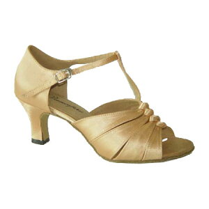 ダンスシューズ・社交ダンスシューズ・レディース【セミオーダー】女性ラテンシューズ・ベージュ167203セミオーダー品ですのであなたにぴったりの1足がつくれますよ♪