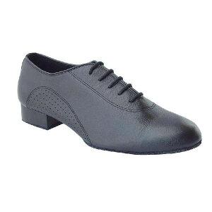 ダンスシューズ・社交ダンスシューズ・メンズ【セミオーダー】男性モダンシューズ・黒ブラック250102セミオーダー品ですのであなたにぴったりの1足がつくれますよ♪