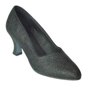 ダンスシューズ・社交ダンスシューズ・レディース【セミオーダー】女性モダンシューズ・黒ブラック680608セミオーダー品ですのであなたにぴったりの1足がつくれますよ♪
