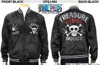ONEPIECE×SwitchPlanningOPSJ-004バギー海賊団海賊旗スカジャン