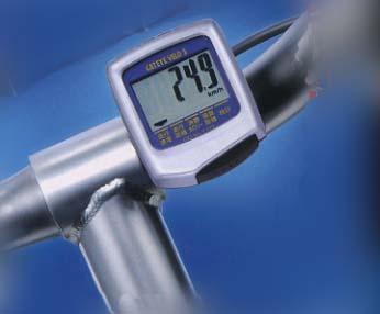 5/25(土)は楽天カード利用でポイント12倍自転車用スピードメーター CC-VL110 シルバー【キャットアイ】