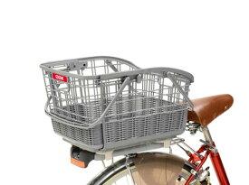 キャッシュレス5%還元+エントリーでポイント4倍【取り寄せ】取り外しできる自転車の後ろカゴ フリーキャリーシステム用スライドバスケット RB-037F オージーケー技研(OGK技研)買い物かごになる自転車の後ろカゴ ベース台は別売り