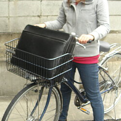 自転車かご超ワイドな自転車カゴデカーゴ通勤通学お買い物に便利ビジネスバッグ買い物袋がちゃんと入る自転車かご前自転車カゴ自転車カゴワイド自転車かごワイド大きい大きな