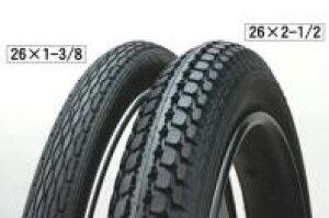 実用自転車用タイヤ BEタイヤ 黒 26×1-3/4BE(IN203) 【タイヤ1本単品】【共和ミリオン】【タ】