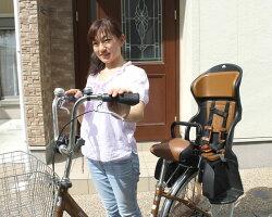 [最大ポイント8倍][送料無料]自転車チャイルドシート後ろ子供乗せOGKチャイルドシートRBC-015DX電動自転車やママチャリ対応自転車用後ろ用OGKおしゃれな後用ヘッドレスト付きリア用後ろ子供のせ自転車チャイルドシート