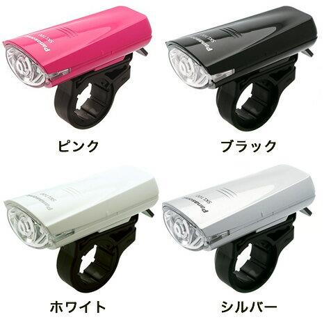 [最大ポイント9倍][ゆうパケット送料無料]パナソニック 自転車用 LEDサイクルライト SKL-100