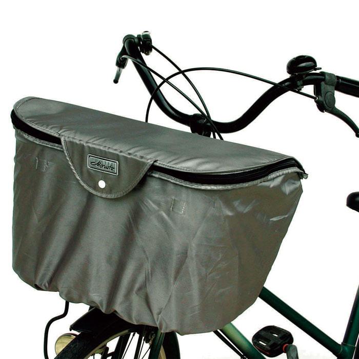 [1個までゆうパケット送料250円]2段式ワイドカゴ用バスケットカバー 自転車用前カゴ