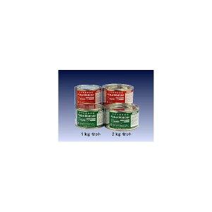 ヘルメHボンドニ液性パテ状水中硬化型充填接着剤 ヘルメHボンド 10kg