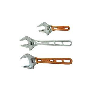 作業工具 モンキーレンチ ライトショートモンキー SE39028