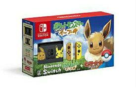 [新品] 任天堂 Nintendo Switch ポケットモンスター Let's Go! イーブイセット(モンスターボール Plus付き)4902370540536