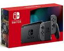 【5%還元対象】[新品] Nintendo Switch HAD-S-KAAAA グレー 4902370542905 新型