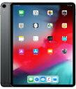 [新品] Apple アップル 2018年 iPad Pro 12.9インチ 第3世代 Wi-Fi 256GB スペースグレー MTFL2J/A 4549995043983