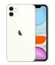 【5%還元対象】[新品] Apple アップル iPhone11 64GB SIMロック解除済 ホワイト MWLU2J/A 4549995082463