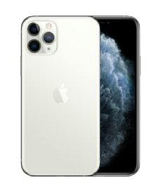 [新品] Apple アップル iPhone11 Pro 64GB SIMロック解除済 シルバー MWC32J/A 4549995083125