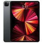 [新品]Apple アップル 2021年 iPad Pro 11インチ 第3世代 Wi-Fi 128GB スペースグレイ MHQR3J/A 4549995208054