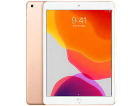 [新品訳あり] Apple アップル iPad 10.2インチ Wi-Fi 32GB ゴールド MW762J/A 4549995080698 2019年モデル 第7世代