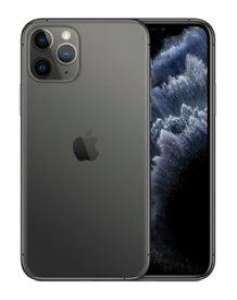 [新品] Apple アップル iPhone11 Pro 64GB SIMロック解除済 スペースグレー 未開封 MWC22J/A 4549995083095