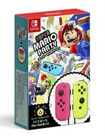 [新品] 任天堂 スーパー マリオパーティ 4人で遊べる Joy-Conセット 4902370540987