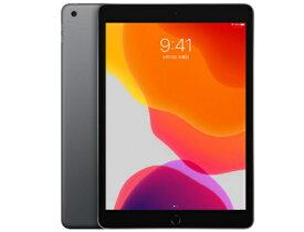 [新品] Apple アップル iPad 10.2インチ Wi-Fi 32GB スペースグレー MW742J/A 4549995080674 2019年モデル 第7世代