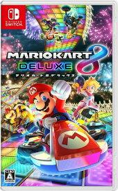 【ゆうパケット配送】新品未開封 任天堂 Nintendo Switch マリオカート8 デラックス 4902370536485
