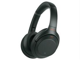 [新品] 国内版 SONY WH-1000XM3 (B) [ブラック] 4548736081178 ワイヤレスヘッドホン