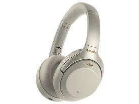 [新品] SONY WH-1000XM3 (S) [プラチナシルバー] 4548736081239 ワイヤレスヘッドホン