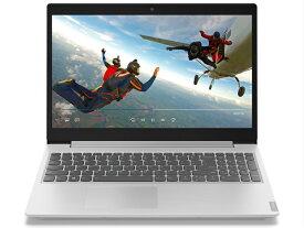 [新品] Lenovo IdeaPad L340 81LW00DHJP [ブリザードホワイト] 15.6型 ノートPC Ryzen5/8GB/256GB/Win10Home 4580550903502