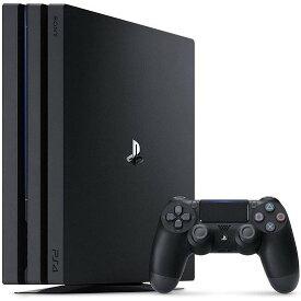 [新品] PlayStation 4 Pro ジェット・ブラック 1TB (CUH-7200BB01) 本体 4948872414739